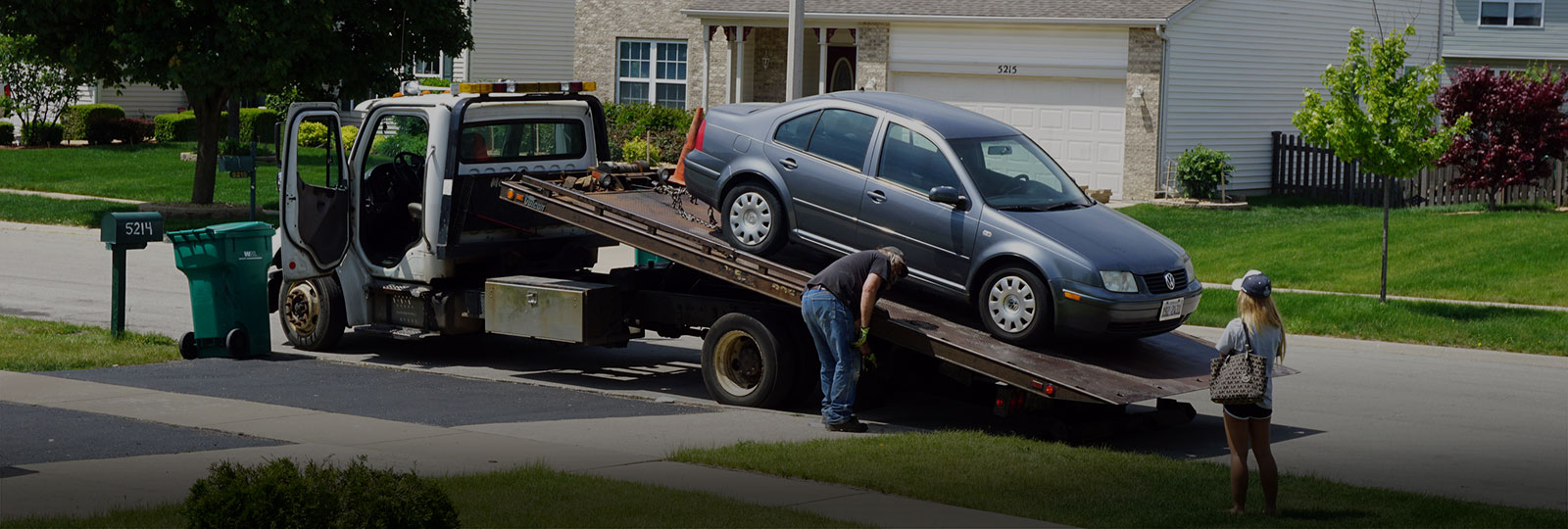 Tow Truck Green Bay
